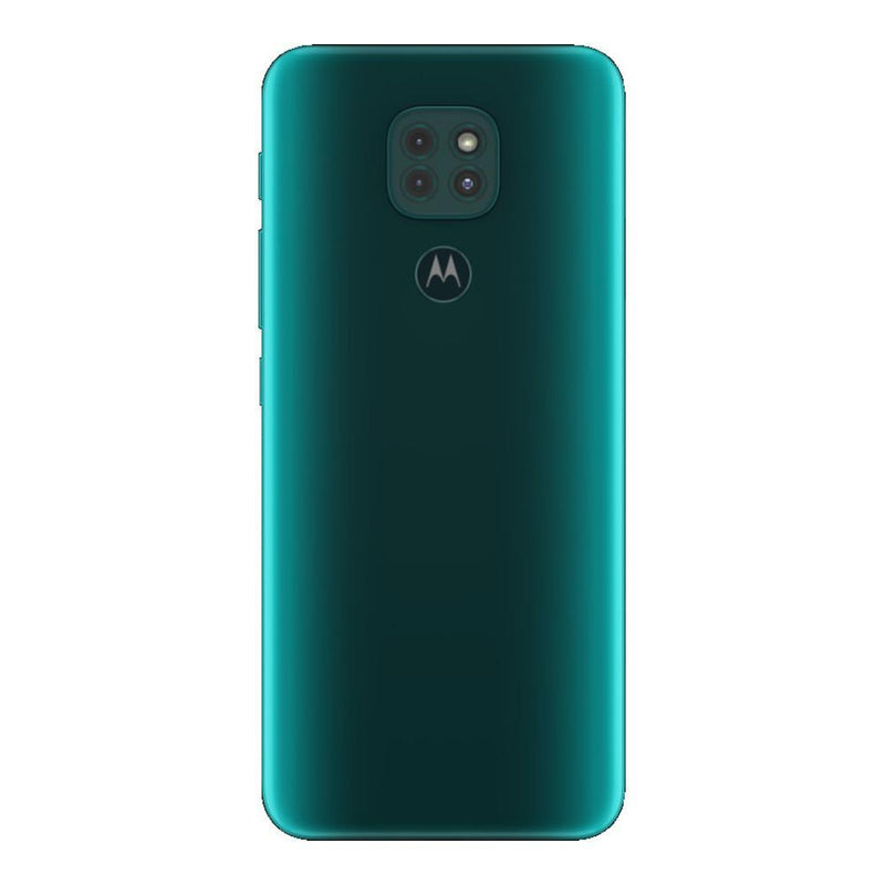 Motorola Moto G9 Play (64GB, Dual Sim, Green, Special Import)-Smartphones (New)-Connected Devices