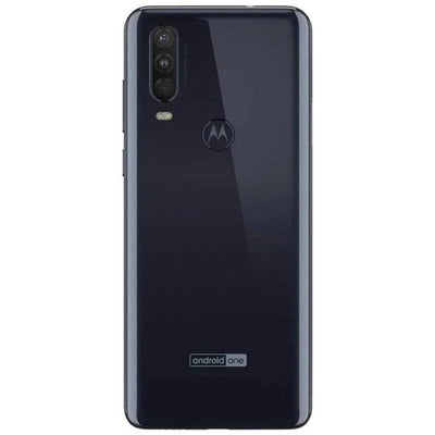 Motorola One Action (128GB, Dual Sim, Blue, Special Import)