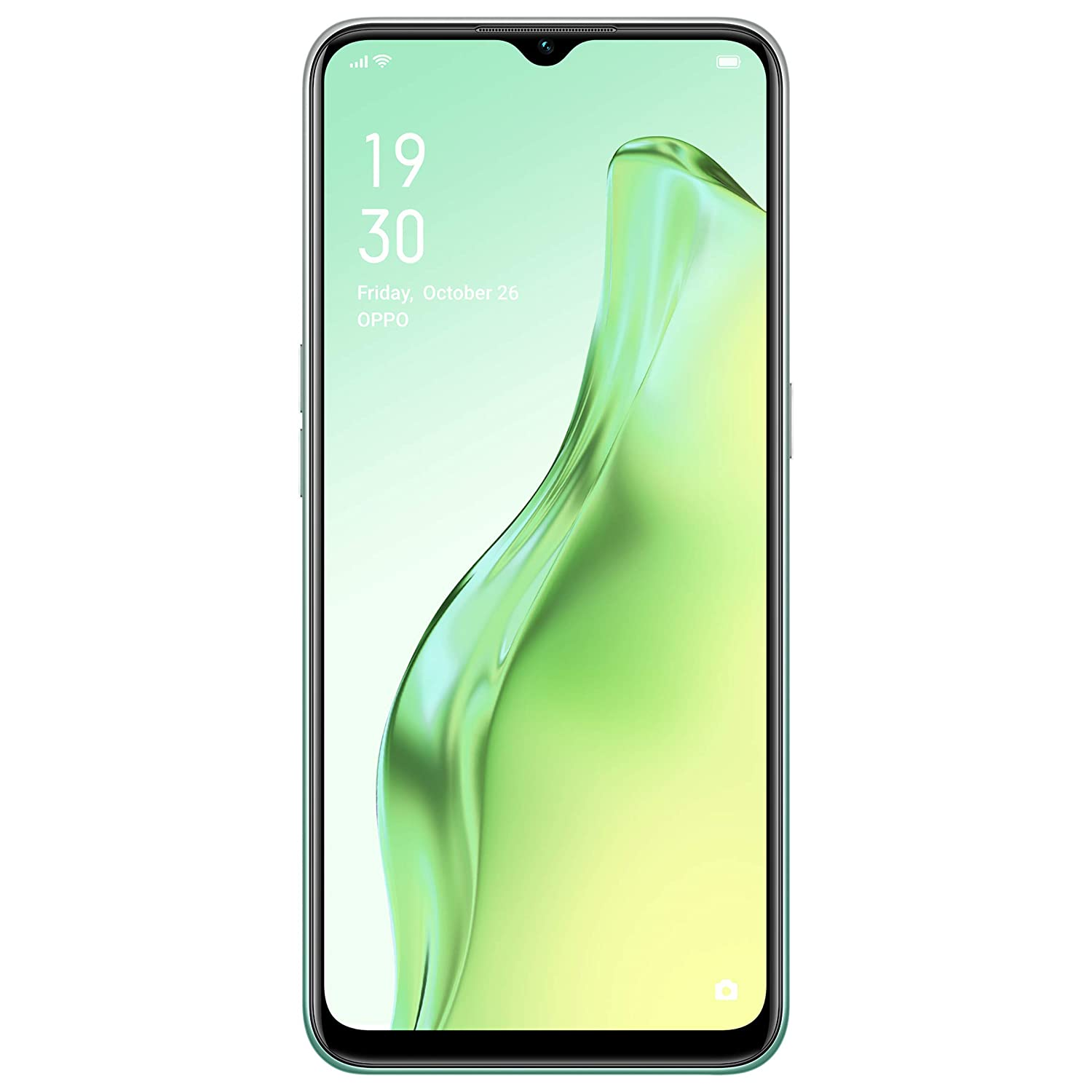 Oppo A31 (64GB,4GB Ram, Dual Sim, White, Special import)-Smartphones (New)-Connected Devices