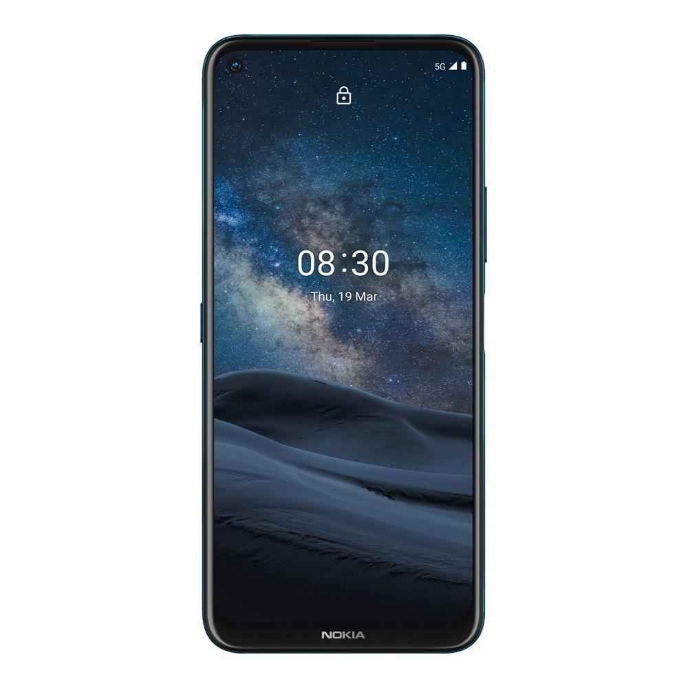 Nokia 8.3 5G (128GB, 8GB RAM, Dual Sim, Polar Night, Special Import)-Smartphones (New)-Connected Devices
