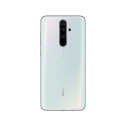 Xiaomi Redmi Note 8 Pro (64GB, Dual Sim, White, Special Import)-Smartphones (New)-Connected Devices