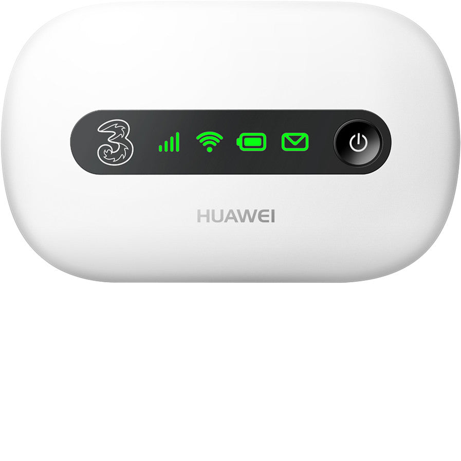 Huawei E5331 Mobile Wi-Fi (3G, White, Special Import)