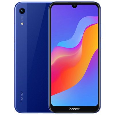 Huawei Honor 8A (32GB, Dual Sim, Blue, Special Import)-Smartphones (New)-Connected Devices