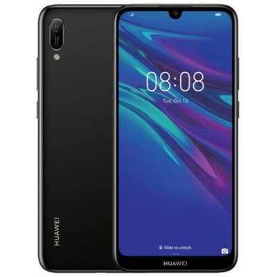 Huawei Y6 2019 (32GB, Dual Sim, Black, Local Stock)-Smartphones (New)-Connected Devices
