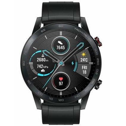 Huawei Honor Watch Magic 2 (46mm, Black, Bluetooth, Special Import)