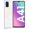 Samsung Galaxy A41 (64G, 4GB RAM, Dual Sim, White, Special Import)-Smartphones (New)-Connected Devices
