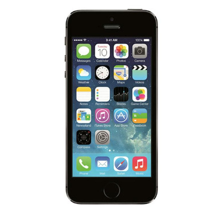 Apple iPhone 5S (16GB, Space Grey, Local Stock)