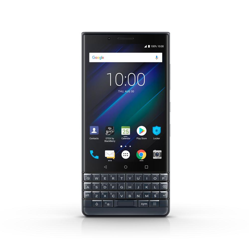 Blackberry Key2 LE (32GB, Slate Grey, Special Import)