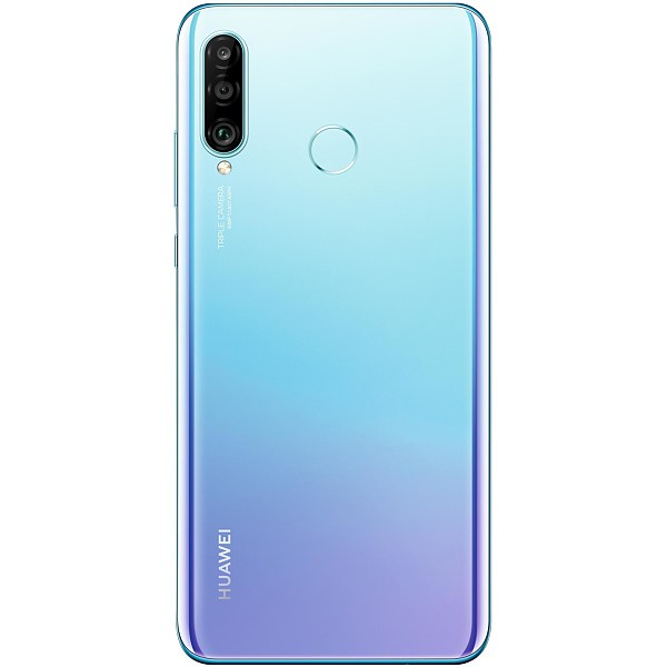 Huawei P30 Lite New Edition (256GB, Dual Sim, Breathing Crystal, Special Import)-Smartphones (New)-Connected Devices