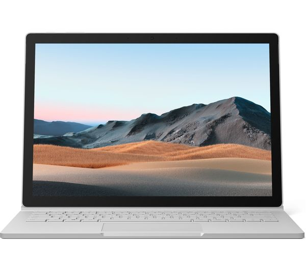Microsoft Surface Book 3 (i7, 32gb, 512GB SSD, Platinum, Special Import)-Laptop (new)-Connected Devices