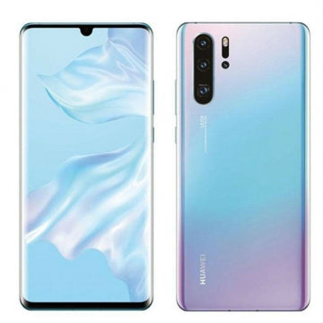 Huawei P30 Pro (128GB, 8GB RAM, Dual Sim, Breathing Crystal, Special Import)-Smartphones (New)-Connected Devices