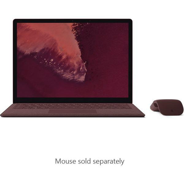 "Microsoft Surface Laptop 2 (13.5"", Intel® Core™ i7, 8GB, 256 SSD, Burgundy)-Laptop (new)-Connected Devices"
