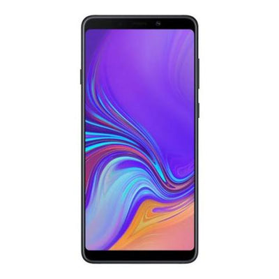 Samsung Galaxy A9 (2018, Single Sim, 128GB, Black, Special Import)-Smartphones (New)-Connected Devices