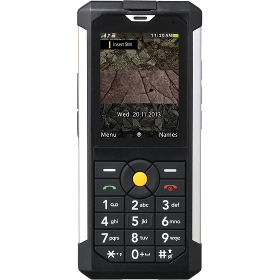 CAT B100 (Black, Single Sim, Local Stock, Open Box)