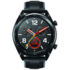 Huawei Watch GT Sport (Bluetooth, Black Silicone, 46mm, Special Import)-Wearables (New)-Connected Devices