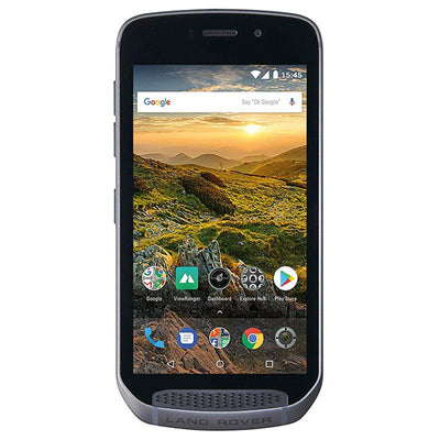 CAT Land Rover Explore (64GB, Dual Sim, Black, Special Import)-Smartphones (New)-Connected Devices