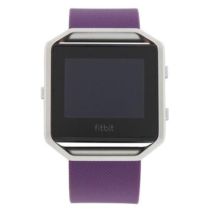 Fitbit Blaze Smart Fitness Watch (Large, Plum, Local Stock)