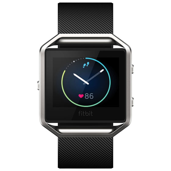 Fitbit Blaze Smart Fitness Watch (Large, Black, Local Stock)