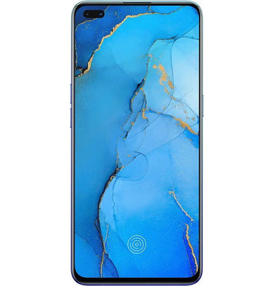 Oppo Reno 3 Pro (256GB ,12GB Ram, Blue, Dual Sim, Special Import)-Smartphones (New)-Connected Devices