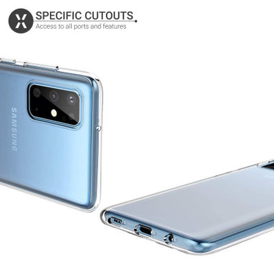Olixar Ultra-Thin Samsung Galaxy S20 Case (100% Clear, Special Import)-Accessories - Smartphones - Cases-Connected Devices