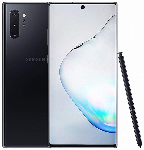 Samsung Galaxy Note 10 (256GB, Dual Sim, Aura Black, Local Stock)-Smartphones (New)-Connected Devices