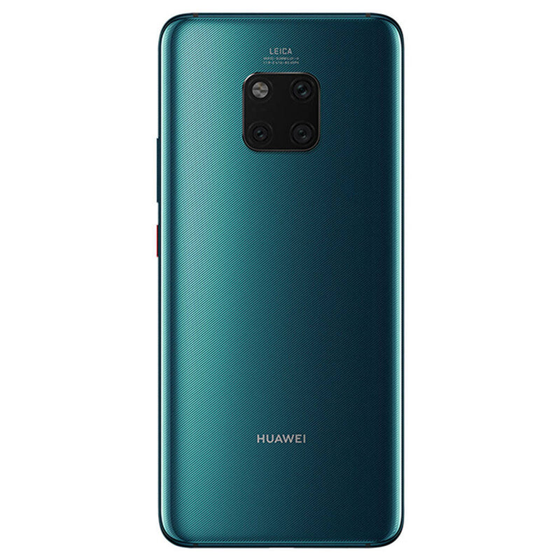 Huawei Mate 20 Pro (128GB, Green, Dual Sim, Special Import)-Smartphones (New)-Connected Devices