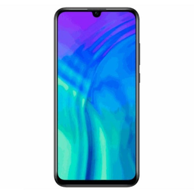 Huawei Honor 20 Lite (128GB, Dual Sim, Black, Special Import)
