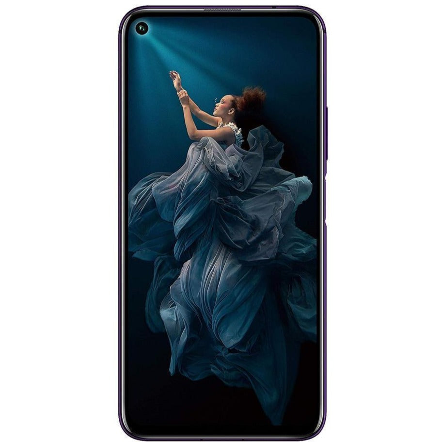 Huawei Honor 20 Pro (256GB, Dual Sim, Black, Special Import)-Smartphones (New)-Connected Devices