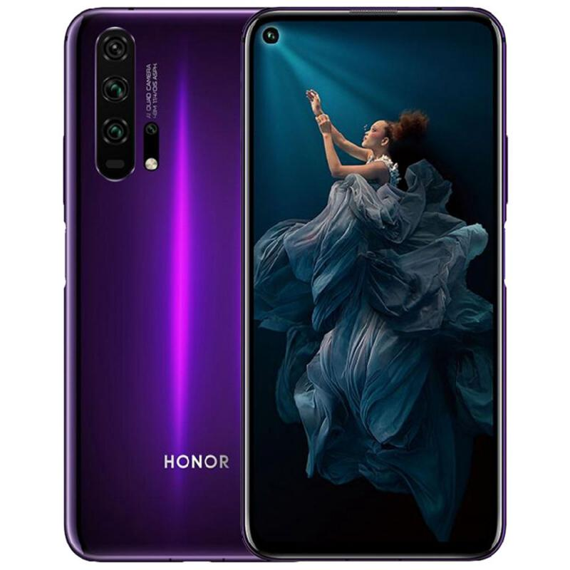 Huawei Honor 20 Pro (256GB, Dual Sim, Black, Special Import)