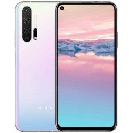 Huawei Honor 20 Pro (256GB, Dual Sim, White, Special Import)-Smartphones (New)-Connected Devices