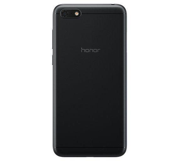 Huawei Honor 7S (16GB, Dual Sim, Black, Special Import)-Smartphones (New)-Connected Devices