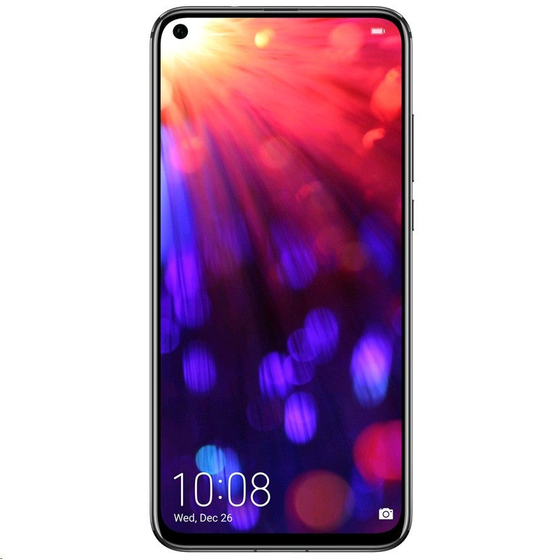Huawei Honor 20 (128GB, Dual Sim, Black, Special Import)
