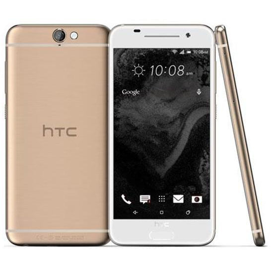 HTC One A9s (32GB, Fine Gold, Special Import, Open Box)