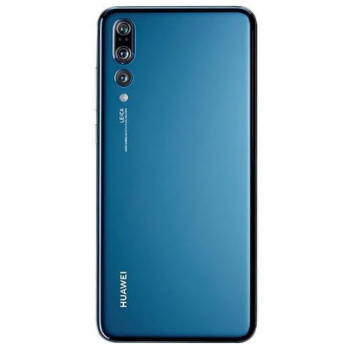 Huawei P20 Pro (128GB, Single Sim, Blue, Special Import)-Smartphones (New)-Connected Devices