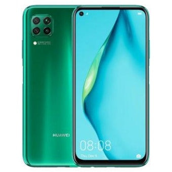 Huawei P40 Lite (128GB, Dual Sim, Emerald Green, Local Stock)-Smartphones (New)-Connected Devices