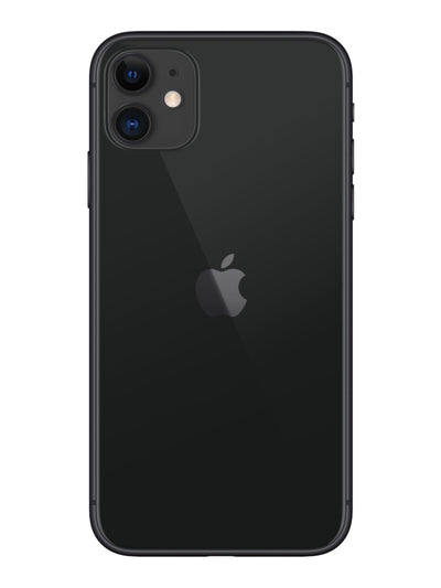 Apple iPhone 11 (64GB, Black, Local Stock)