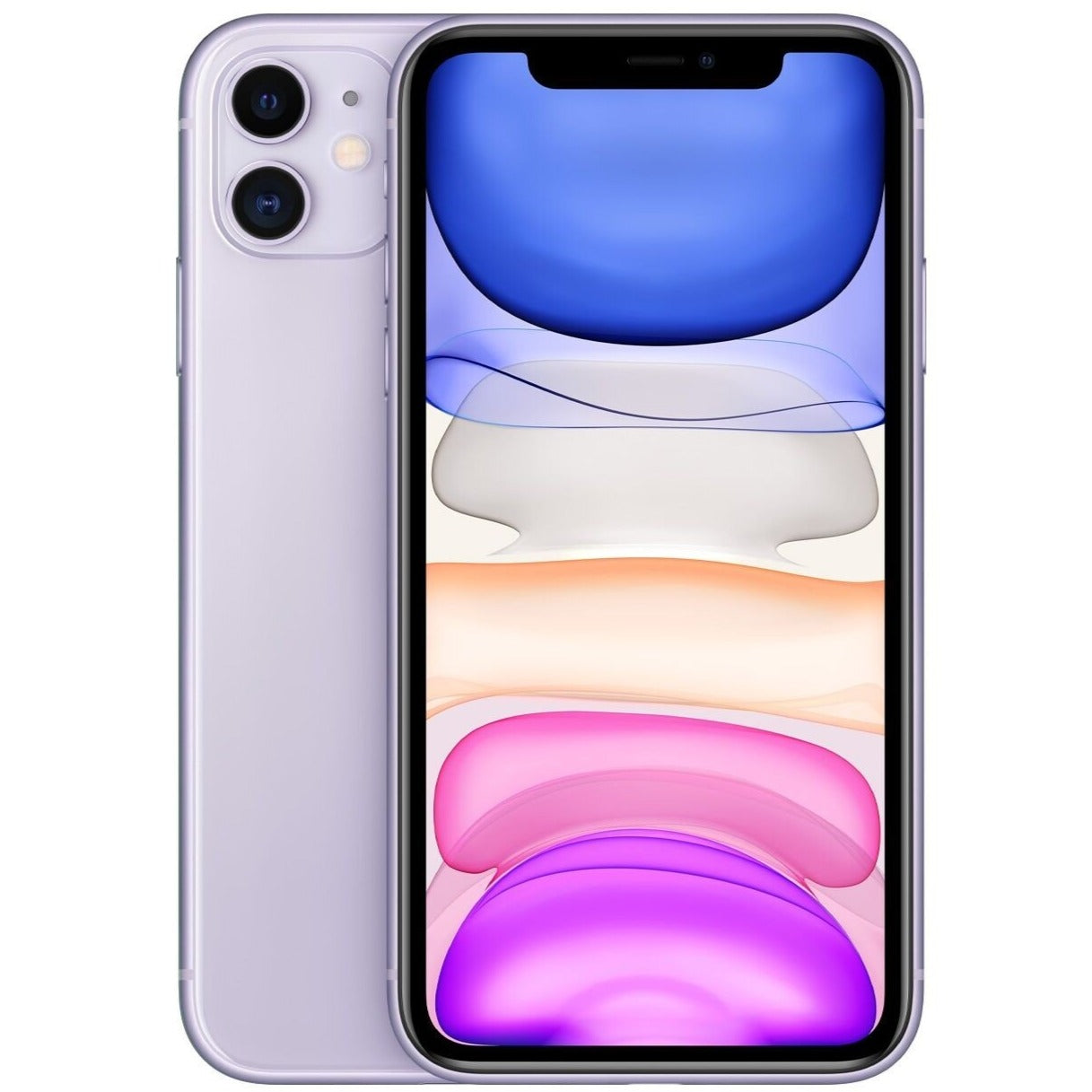 Apple iPhone 11 (128GB, Purple, Local Stock)