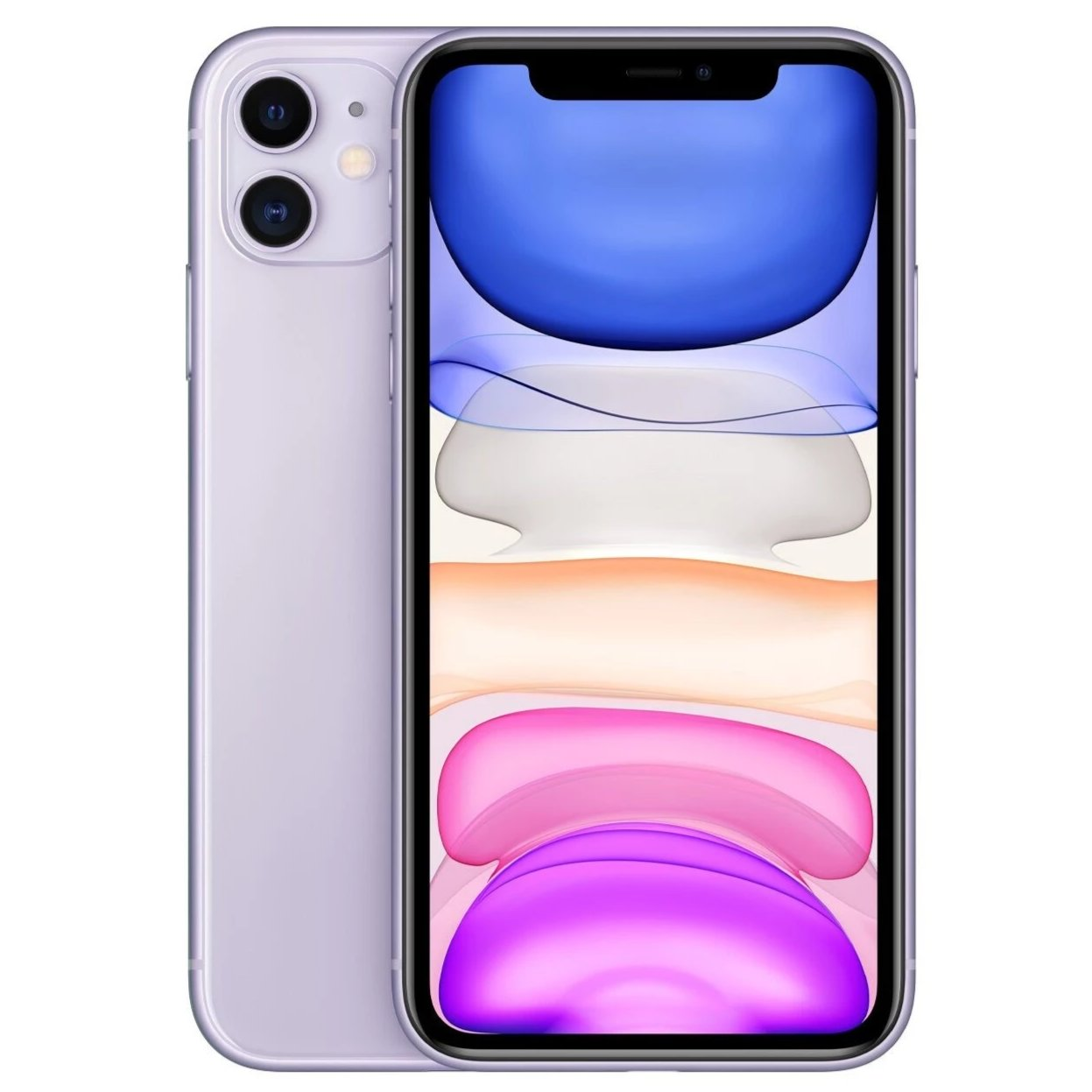 Apple iPhone 11 (64GB, Purple, Local Stock)-Smartphones (New)-Connected Devices