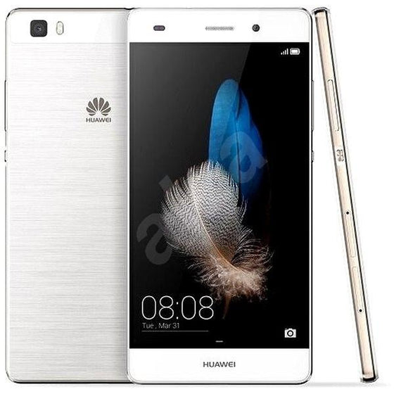 Huawei P8 Lite (16GB, White, Local Stock)