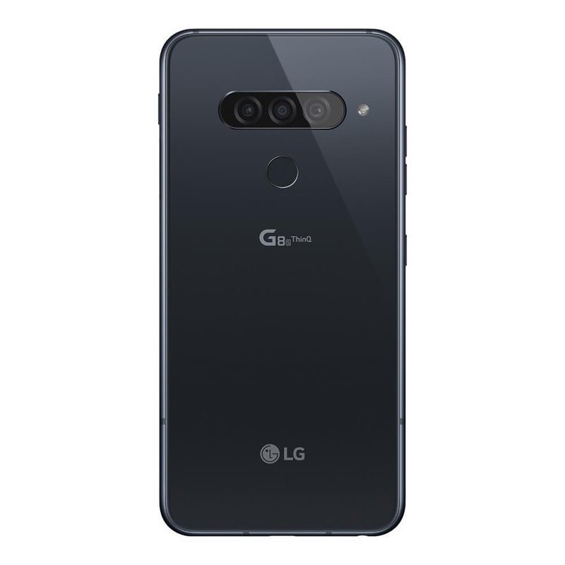 LG G8s ThinQ (128GB, Dual Sim, Black, Special Import)