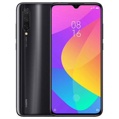 Xiaomi Mi 9 Lite (128GB, Dual Sim, Grey, Special Import)-Smartphones (New)-Connected Devices