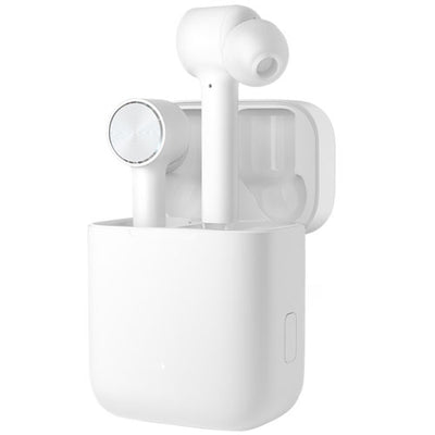 Xiaomi Mi True Wireless Earphones (White, Special Import)-Wearables (New)-Connected Devices
