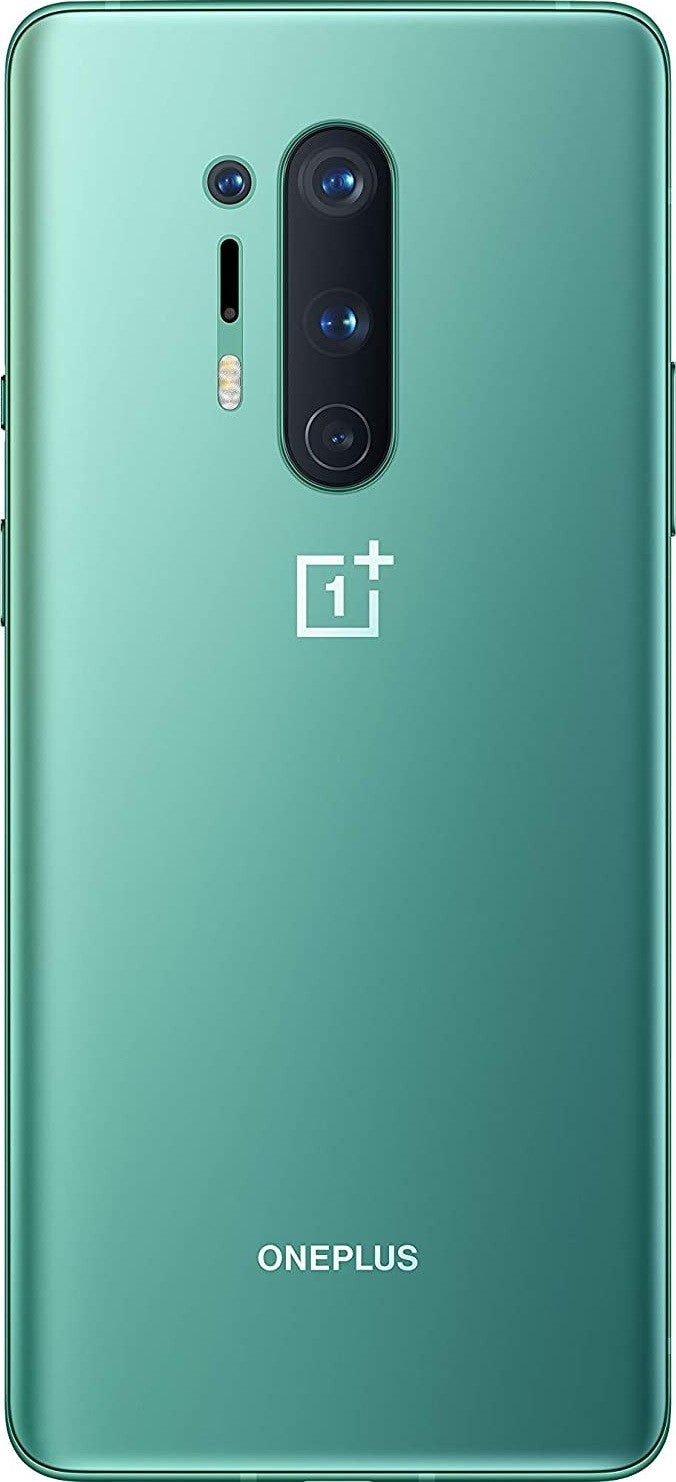 Oneplus 8 Pro 5G (256GB, 12GB RAM, Dual Sim, Green, Special Import)-Smartphones (New)-Connected Devices