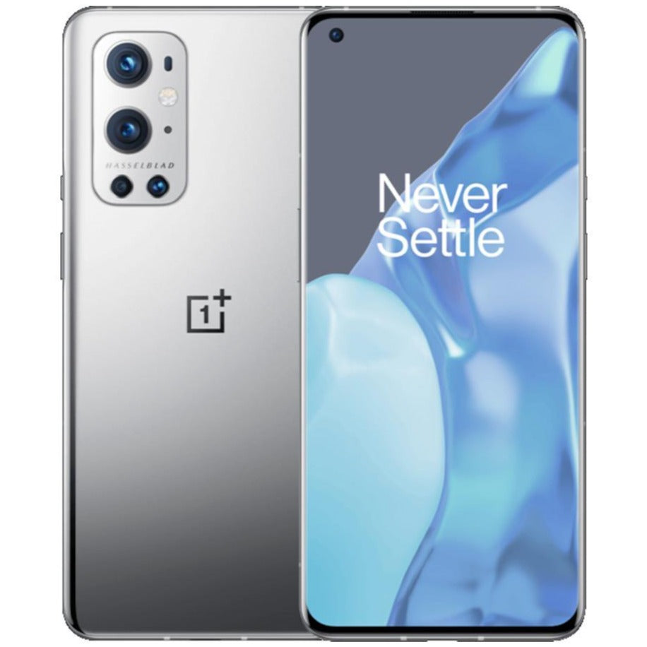 OnePlus 9 Pro 5G (128GB, Dual Sim, Morning Mist, Special Import)