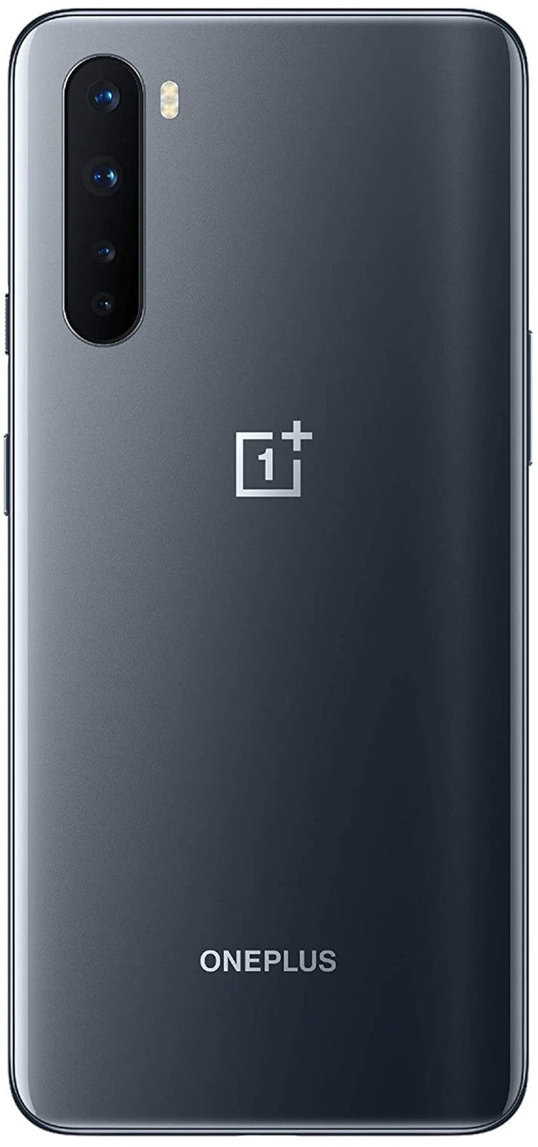 OnePlus Nord 5G (128GB, 8GB RAM, Dual Sim, Grey, Special Import)-Smartphones (New)-Connected Devices