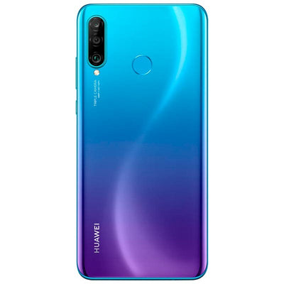 Huawei P30 Lite New Edition (256GB, 6GB, Dual Sim, Blue, Special Import)-Smartphones (New)-Connected Devices