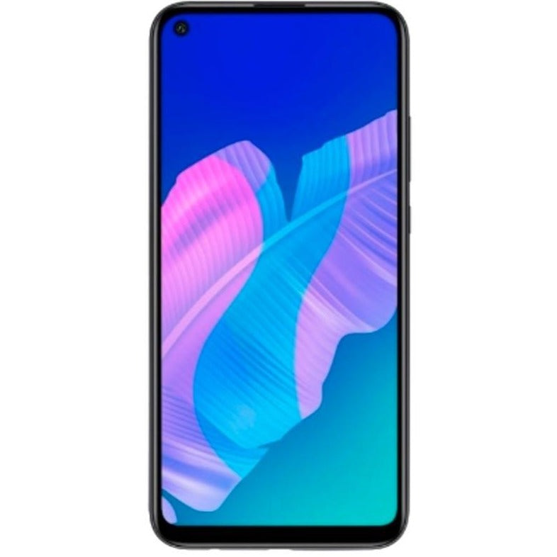 Huawei P40 Lite E (64GB, Dual Sim, Black, Special Import)-Smartphones (New)-Connected Devices