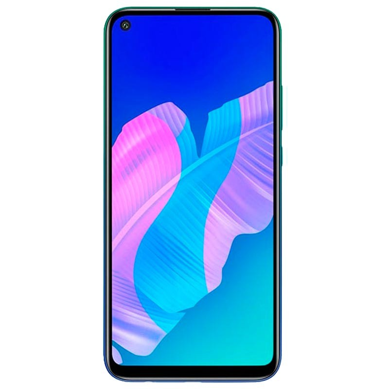 Huawei P40 Lite E (64GB, Dual Sim, Blue, Special Import)-Smartphones (New)-Connected Devices