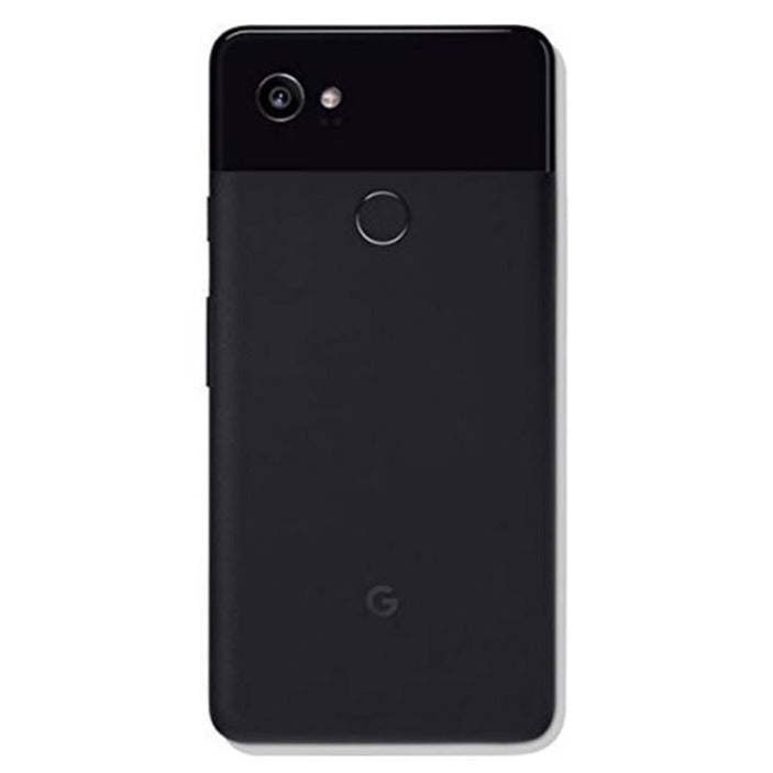 Google Pixel 2 XL (Pre Owned, 64GB, Just Black, Special Import)-Smartphones (Open Box)-Connected Devices