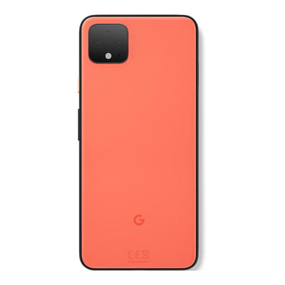 Google Pixel 4 XL (128GB, Oh So Orange, Special Import)-Smartphones (New)-Connected Devices